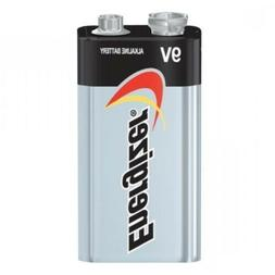 1 Energizer Max 9V 9 Volt Alkaline Battery 522 6LR61 6AM6