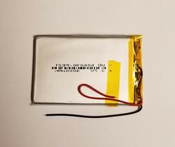 1 pc. 3.7v 4000 mAh Polymer rechargeable Li-battery Li-po 60