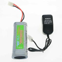 1 pcs 7.2V 5300mAh Ni-Mh rechargeable battery pack RC Tamiya