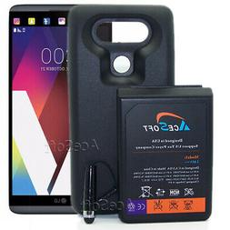 10900mah extended replacement battery back tpu case