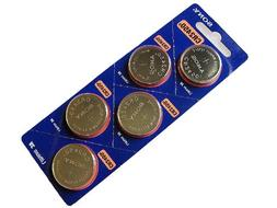 10pcs Panasonic Cr2450 3v Coin Lithium Battery