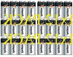 12 pk 9v alkaline batteries 12 pack