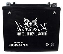 Kinetik 12V 18AH Battery for Kawasaki 1200 JT1200 STX-R, STX