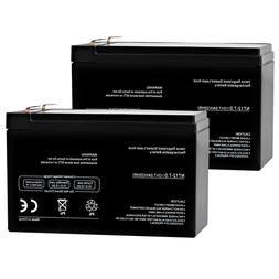 12V 7Ah 7.2 SLA Battery Replacement for Leoch DJW12-7.0  Mul