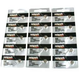15 364 Energizer Watch Batteries SR621SW Battery New