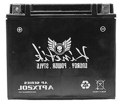 Kinetik 12V 18Ah Battery for Harley-Davidson 1450cc FXD Seri