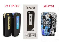 BBTank 2.0 Variable Voltage Key Fob 510 Battery USB Charger