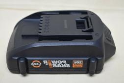 Worx 20V Max Lithium Battery *POWER SHARE* Model WA3520 Orig