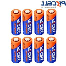 8 Pack A23 23A 23AE MN21 12V Alkaline Battery for Remote Con