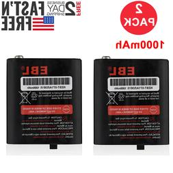 2PCS Battery for Motorola MR350 MJ270 T9500 T8500 MJ270 EM10