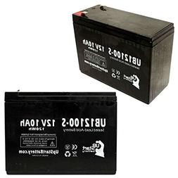 2x Pack - Shoprider Hero Battery - UB12100-S Universal Seale