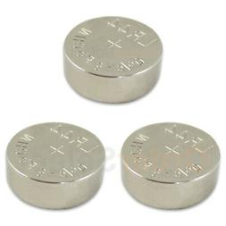 3 PACK NEW Battery Coin Cell Button 1.5V 303 357 A76 AG13 LR