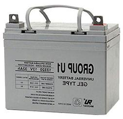 Universal Power Group 12V 32Ah Gel Cell Scooter Battery Prid