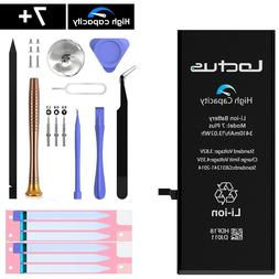 3410mAh iPhone 7 Plus Replacement Battery with Complete Tool