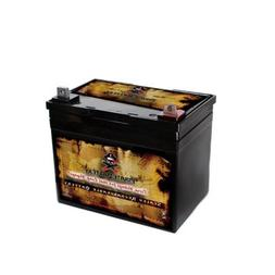 12V 35Ah AGM Deep Cycle Battery for Solar Wind VRLA