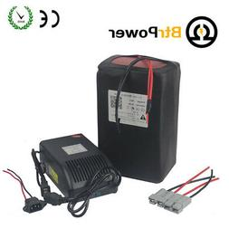 48V 30Ah Lithium LiFePO4 Battery Pack for EBike Scooter 1500