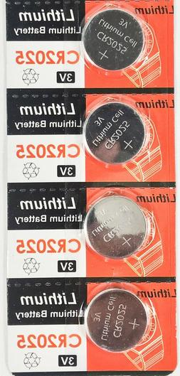 CR2025 3V cc Lithium Coin Cell Battery Button Batteries CR 2