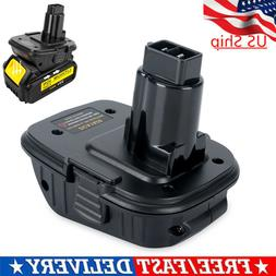 DCA1820 Battery Adapter Converter For DEWALT 18Volt to 20V M