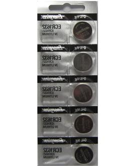 Energizer-Eveready 04096 - 3 Volt Lithium Button Cell Watch