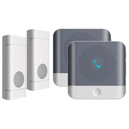 52 Song Wireless Doorbell Remote Control Receiver & Transmit
