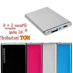 5600mAh Portable External Battery USB Power Bank Charger for