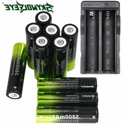 5800mah 18650 battery 3 7v li ion