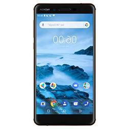 Nokia 6.1  - Android One  - Upgrade to Pie - 32 GB - Dual SI