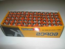 60 Pack AA Batteries Heavy Duty 1.5v. Wholesale Lot New Fres