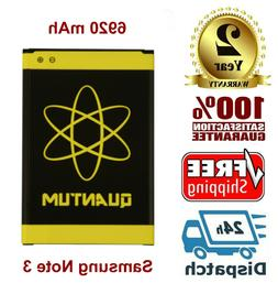 Quantum 6920mAh Extended Slim battery For Samsung GALAXY Not