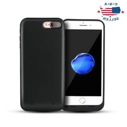 7000mAh External Battery Case Charger Portable Cover for iPh
