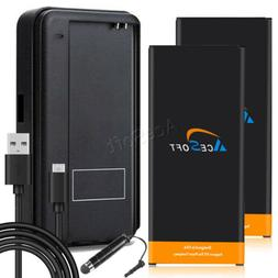 7220mah battery or wall charger for samsung