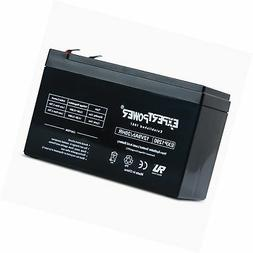 12V 9AH Sealed Lead Acid Battery Replaces PE12V9, PX12090, U