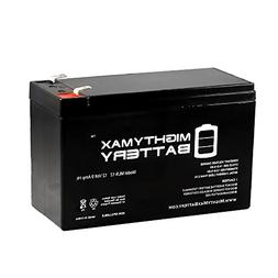 Mighty Max Battery 12V 9Ah SLA Battery Replacement for Ryobi