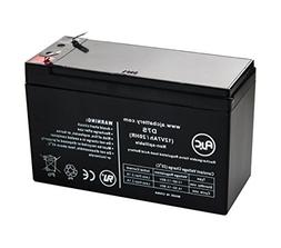 AJC Brand Replacement Battery for Razor Dirt Quad 12V 7.5Ah