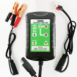 DAGA 1.5 Amp Battery Charger Tender For Motorcycle, Snowmobi