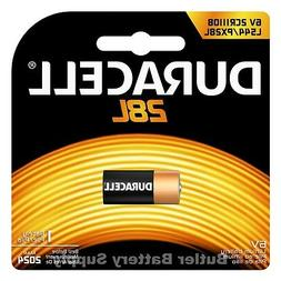Duracell – 28L 6V Lithium Photo Size Battery – long last