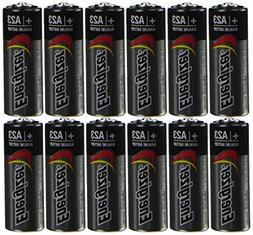 Energizer A23 Battery, 12 Volt - 12 Batteries