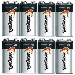 Energizer E522 Max 9V Alkaline battery Exp. 12/22 or later -