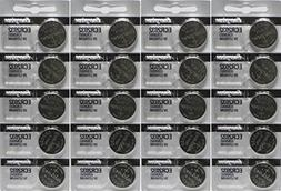 Energizer ECR2032 3-Volt Lithium Coin Batteries