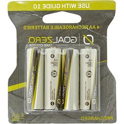 Goal Zero Rechargeable AA Batteries  11403