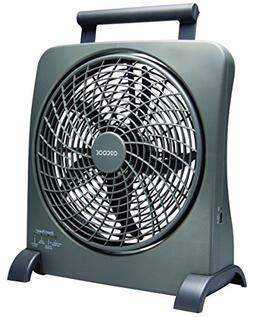 O2 Cool - Pedestal Fan - Gray