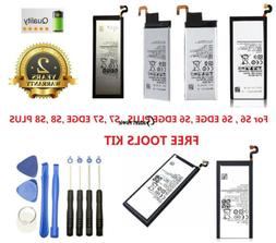 OEM Replacement Battery For Samsung Galaxy S6 S7 Edge S8 S9