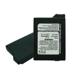 Replacement 1200mAh PSP-S110 PSPS110 Battery for Sony PSP Sl