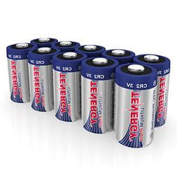 Tenergy CR2 3V Lithium Battery Non-Rechargeable PTC Protec