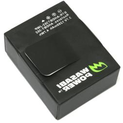 Wasabi Power Battery for GoPro HERO3, HERO3+ and GoPro AHDBT
