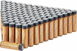 AA 1.5 Volt Performance Alkaline Batteries - Pack of 100