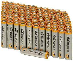 aaa batteries 100 count 12 2028 new