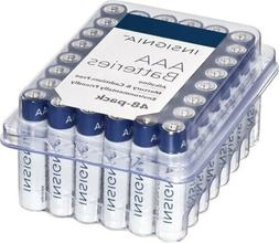 Insignia AAA Batteries Alkaline Battery 1.5V Mercury-free Ca