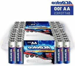 Acdelco AA Super Alkaline Batteries In Recloseable Package,