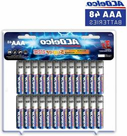 ACDelco AAA Batteries,Triple A Battery Super Alkaline, High